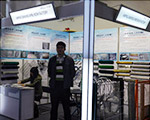 The German exhibition booth No. Hall2.1 H087